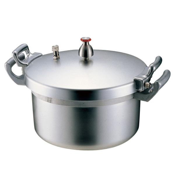 ホクア 業務用アルミ圧力鍋 24L<24L>( キッチンブランチ )