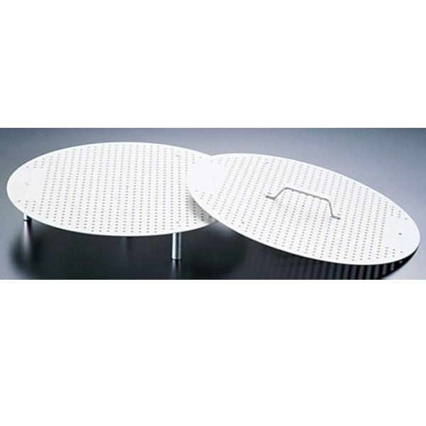 SA アルミ業務用圧力鍋用目皿・落し蓋セット( キッチンブランチ )
