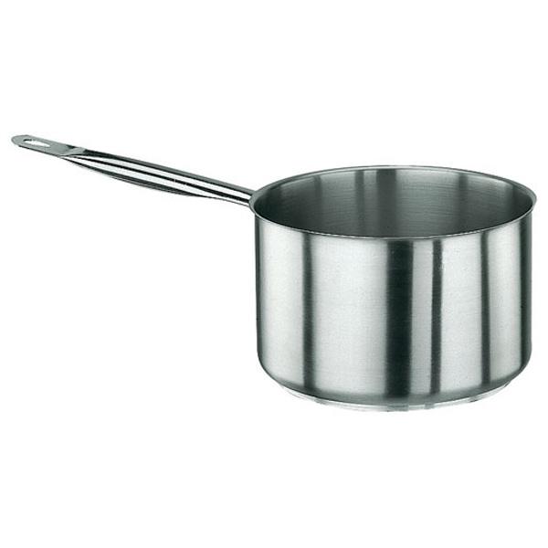 パデルノ 18-10 片手深型鍋 (蓋無) 1006-28(1006-28)<28cm>( キッチンブランチ )