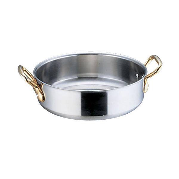 SA スーパーデンジ 外輪鍋(蓋無) 30cm<30cm>( キッチンブランチ )