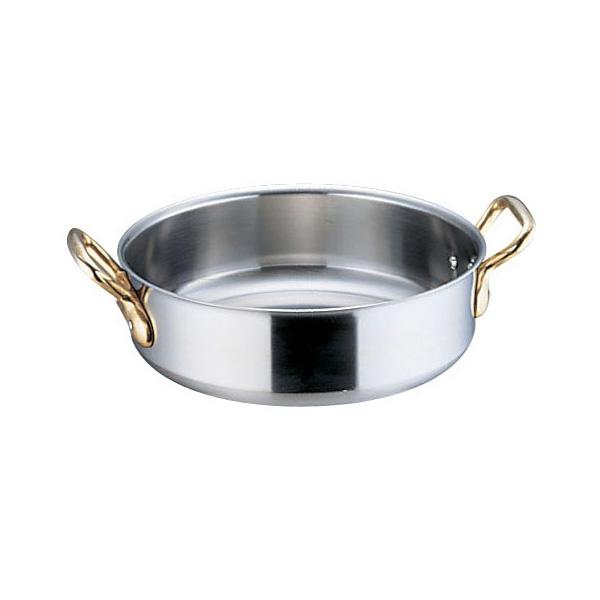 SA スーパーデンジ 外輪鍋(蓋無) 39cm<39cm>( キッチンブランチ )