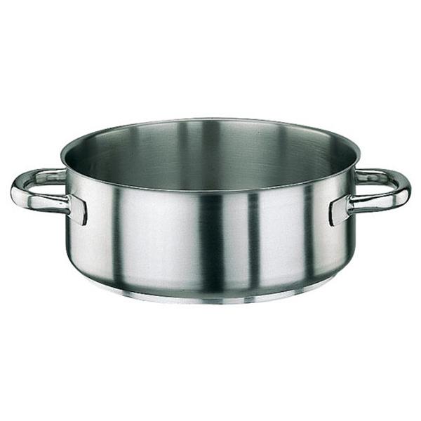 パデルノ 18-10 外輪鍋 (蓋無) 1009-28(1009-28)<28cm>( キッチンブランチ )