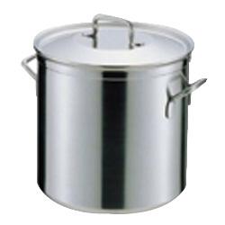 シットラム イノックス 18-10 寸胴鍋 三重底 (蓋付) 40T 40cm(40T)<40cm>( キッチンブランチ )