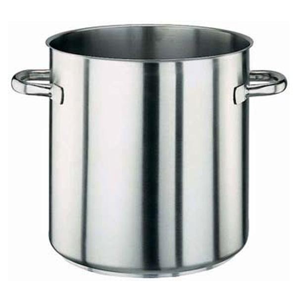 パデルノ 18-10 寸胴鍋 (蓋無) 1001-24(1001-24)<24cm>( キッチンブランチ )
