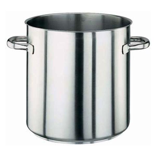 パデルノ 18-10 寸胴鍋 (蓋無) 1001-45(1001-45)<45cm>( キッチンブランチ )