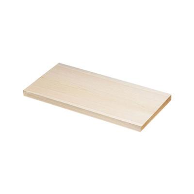 木曽桧 まな板(一枚板) 750×330×H30mm <750×330×H30mm>( キッチンブランチ )
