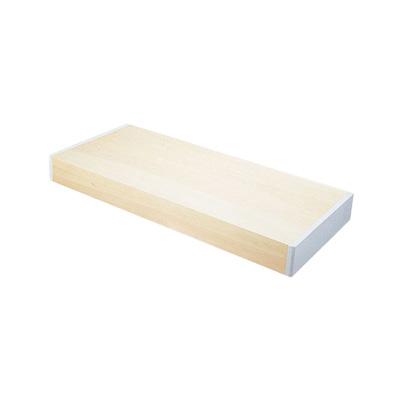 木曽桧 まな板(合わせ板) 1500×450×H90mm <1500×450×H90mm>( キッチンブランチ )