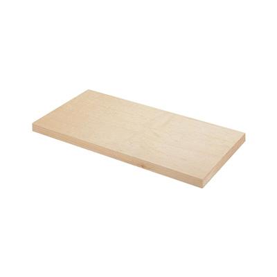スプルス まな板(カナダ桧) 750×400×H45mm <750×400×H45mm >( キッチンブランチ )