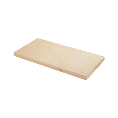 スプルス まな板(カナダ桧) 1050×400×H45mm <1050×400×H45mm >( キッチンブランチ )