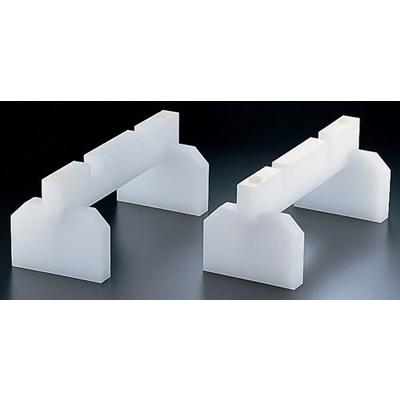 <450×H160mm>( プラスチック 45cm (45cm) キッチンブランチ 450×H160mm ) まな板用脚(スタンド兼用)