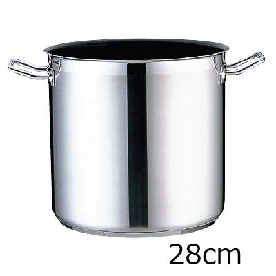 TKG PRO(プロ)エクスカリバー 寸胴鍋 (蓋無) 28cm( キッチンブランチ )