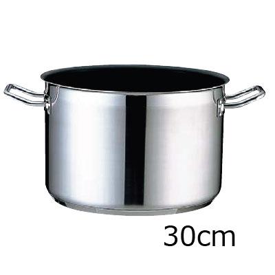 TKG PRO(プロ)エクスカリバー 半寸胴鍋 (蓋無) 30cm( キッチンブランチ )
