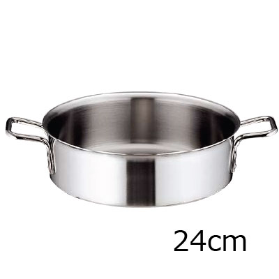 トリノ 外輪鍋 24cm( キッチンブランチ )