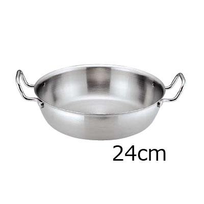 トリノ 天ぷら鍋 24cm( キッチンブランチ )