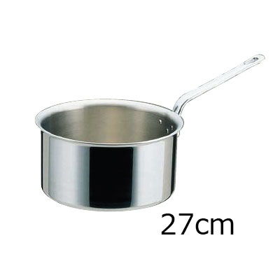 SA エオリア 片手深型鍋 27cm( キッチンブランチ )
