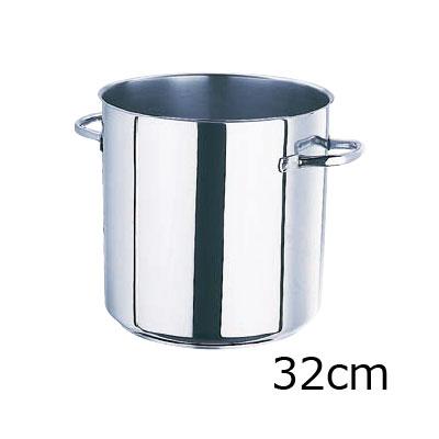 モービル プロイノックス寸胴鍋 (蓋無) 5933.32 32cm( キッチンブランチ )