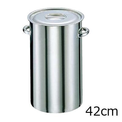 SA 18-8 深型寸胴鍋 42cm( キッチンブランチ )