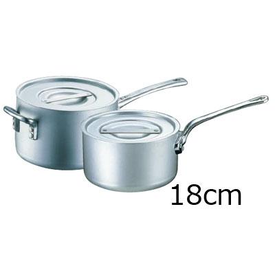 エコクリーン アルミ エレテック片手鍋 18cm( キッチンブランチ )