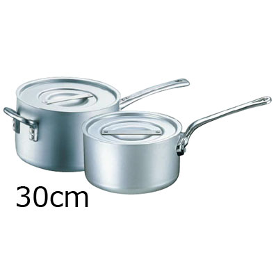 エコクリーン アルミ エレテック片手鍋 30cm( キッチンブランチ )