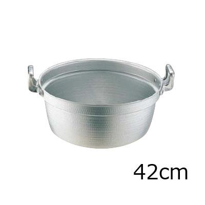 エコクリーン アルミ エレテック円付鍋 42cm( キッチンブランチ )