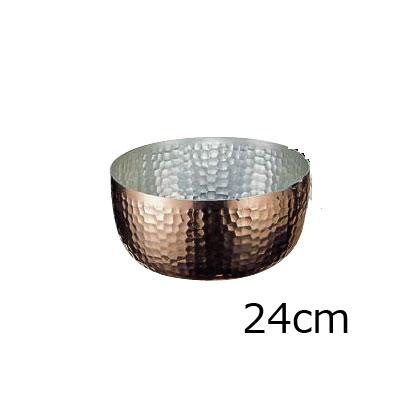 銅 矢床鍋 24cm( キッチンブランチ )