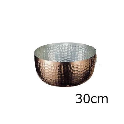 銅 矢床鍋 30cm( キッチンブランチ )