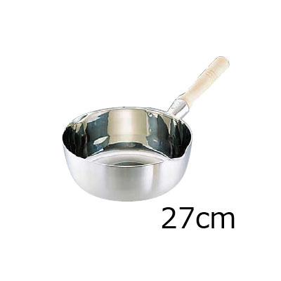 エコクリーン スーパーデンジ 雪平鍋 27cm( キッチンブランチ )