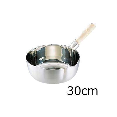 エコクリーン スーパーデンジ 雪平鍋 30cm( キッチンブランチ )