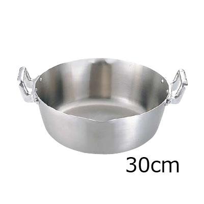 クラッド鋼 両手雪平鍋 30cm( キッチンブランチ )