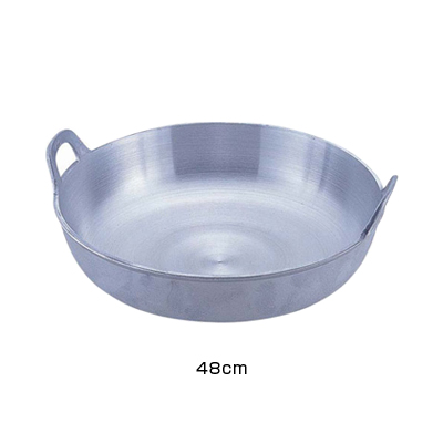 アルミイモノ 揚鍋 48cm( キッチンブランチ )