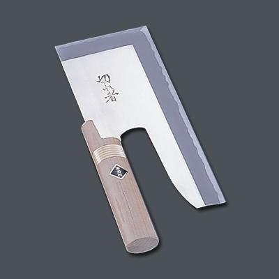 切れ者 ステンレス鋼麺切庖丁A-1058 30cm <30cm>( キッチンブランチ )