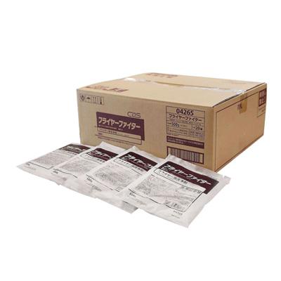 シーバイエス フライヤーファイター (500g×20袋入)(ボイルアウト用フライヤー専用洗剤)( キッチンブランチ )