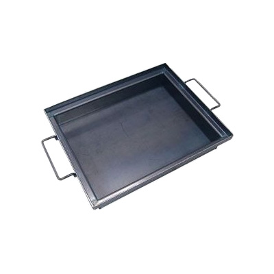 角型鉄餃子鍋 取手付 キッチンブランチ 330×265×H55mm お中元 新入荷 流行