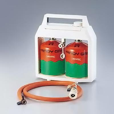 簡易ガス供給器 250×110×H275mm( キッチンブランチ )