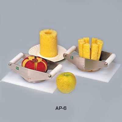 アップルカッター (分割器) AP-6( キッチンブランチ )