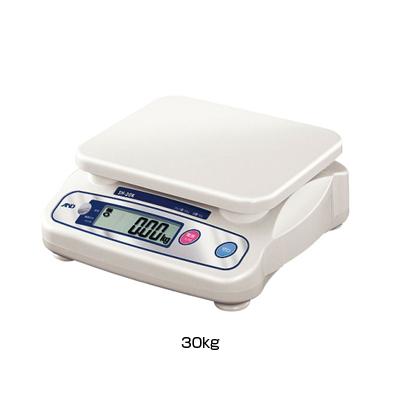 A&D 上皿デジタルはかり (SH) 30kg <30kg>( キッチンブランチ )