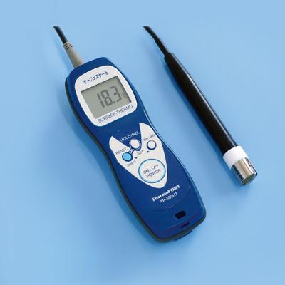 ハンディ温度計 サーフェスサーモ (TP-500HT) 標準センサ付( キッチンブランチ )