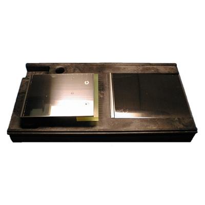 電動 1000 切りロボ用 スライス盤 0.3~2.5mm 厚さ調節付( キッチンブランチ )