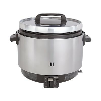 パロマ ガス炊飯器 涼厨(フッ素内釜) PR-360SSF LPガス( キッチンブランチ )