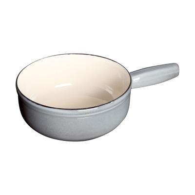 ストウブ チーズフォンデュポット 23cm 40509-600 <グレー>( キッチンブランチ )