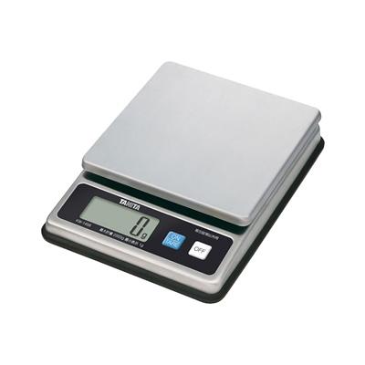 タニタ ステンレス デジタルスケール KW-1458 取引証明以外用( キッチンブランチ )