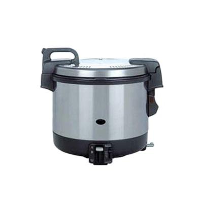 パロマ ガス炊飯器 PR-4200S (電子ジャー付) LPガス 412×337×H367mm( キッチンブランチ )