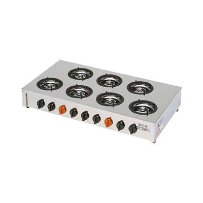飯城(マッチ点火) M-607C 13A 920×490×H160mm( キッチンブランチ )