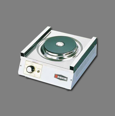電気コンロ NE-50K 270×300×H100mm( キッチンブランチ )