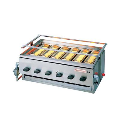 アサヒ黒潮 6号 SG-21K LPガス 775×465×H285mm( キッチンブランチ )