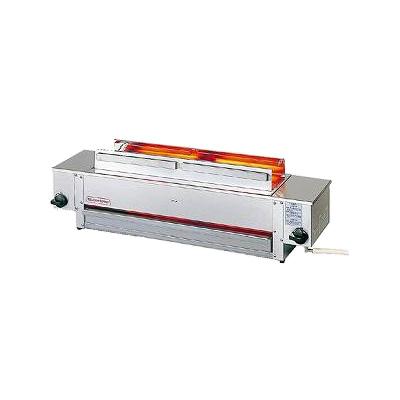 アサヒ ニュー串焼4号 SG-N4 LPガス 1000×230×H225mm( キッチンブランチ )