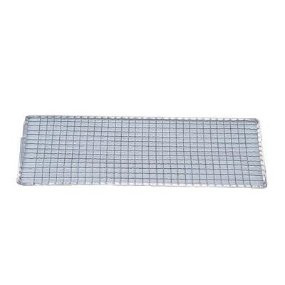 亜鉛引 使い捨て網長角型(200枚入) S-3 約335×175mm( キッチンブランチ )