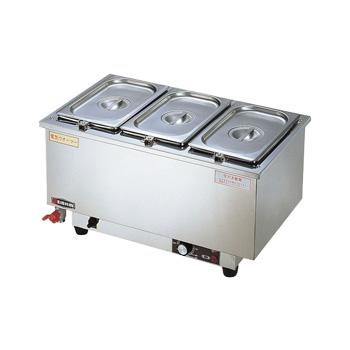 電気ウォーマー ES-5W型 (ヨコ型) 550×320×H285mm【 受注生産品の為 約2週間程かかります 】 ( キッチンブランチ )