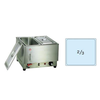 電気フードウォーマー 2/3型 KU-301 395×365×H270mm( キッチンブランチ )
