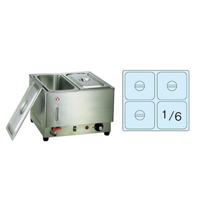 電気フードウォーマー 2/3型 KU-303 395×365×H270mm( キッチンブランチ )